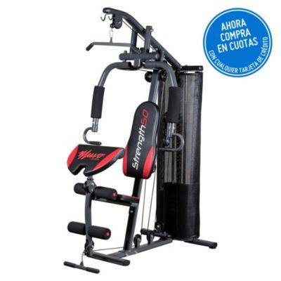 Máquina gym Strength 50