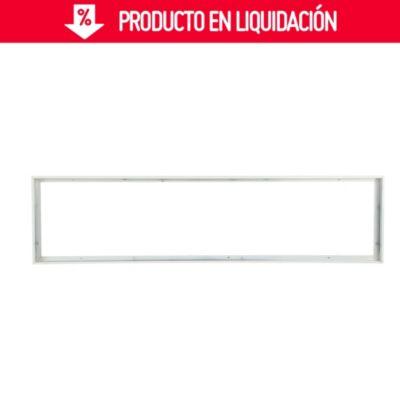 Marco para Adosar Panel 30 x 120 cm