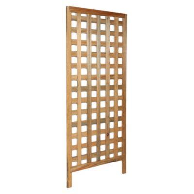 Rejas cuadrados con marco