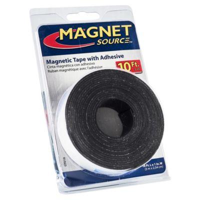 Cinta Magnética con Adhesivo 3m