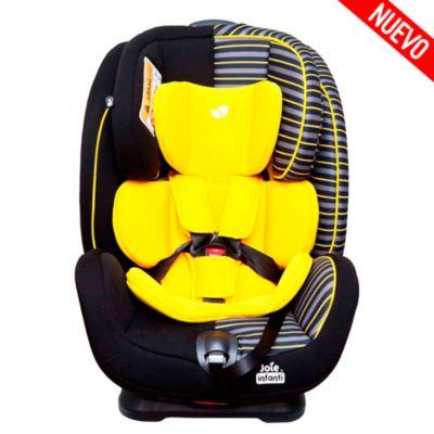 Silla de Bebé para Auto Stages Convertible Amarillo