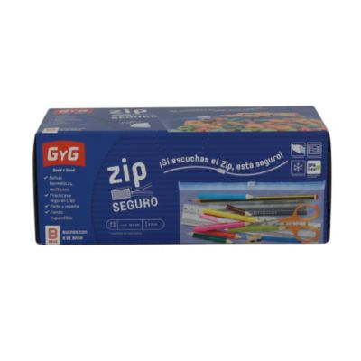 Bolsa Zip snack Basa