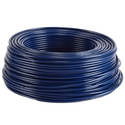 Cable THW 10 Azul x 100 m