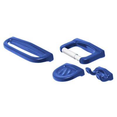 Kit de Accesorios para Baño 4 Piezas