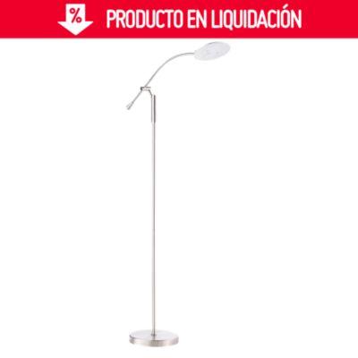 Lámpara de Pie LED Arnhem Satinado