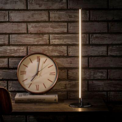 Lámpara de Mesa LED Stick Cromado