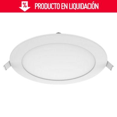 Downlight Empotrable Circular 24W Luz Fría