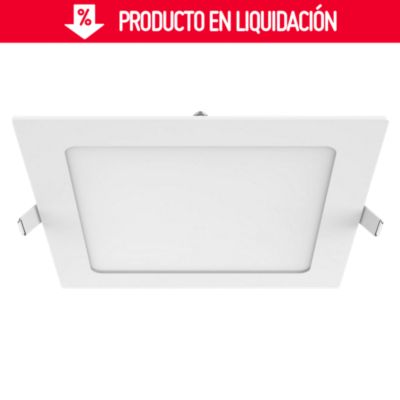Downlight Empotrable Cuadrado 12W LC
