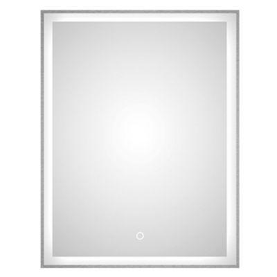 Espejo con Luz Led Zagreb 80 x 60 cm