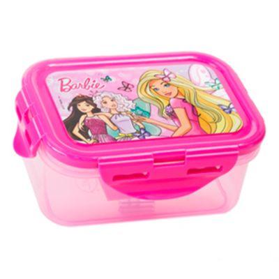 Táper Recto 350ml Barbie