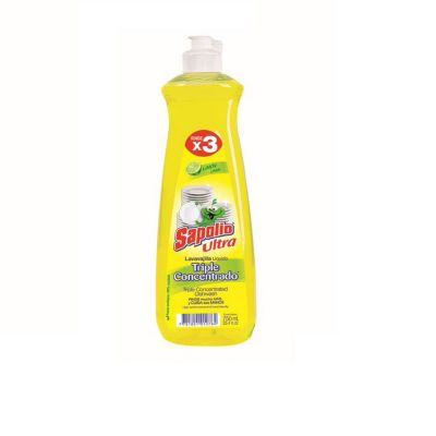 Lavavajilla Líquido Limón 750ml