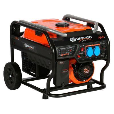 Generador a Gasolina 4600W 4T GDA5250