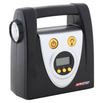 Compresora de Aire Digital para Auto 12V