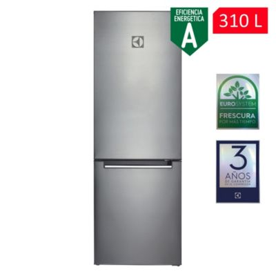 Refrigeradora Electrolux 312L ERT32G2KSQS