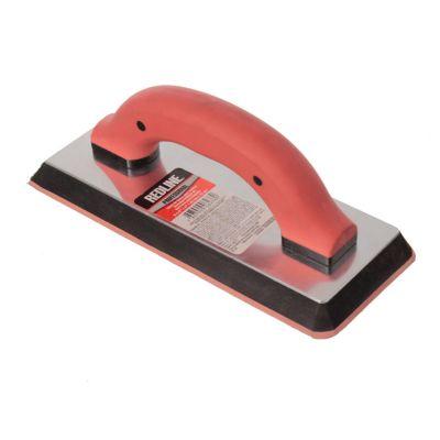 Fraguador de Goma 9.8x23.6cm Rojo