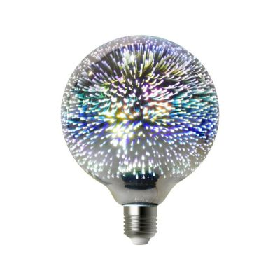 Foco Led Fil 4W G125 E27 Spark