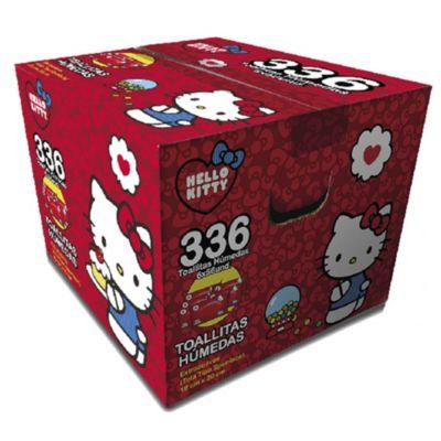 Caja de toallas húmedas 6x56und.