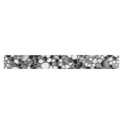 Lístelo Piedras Gris 75x60cm