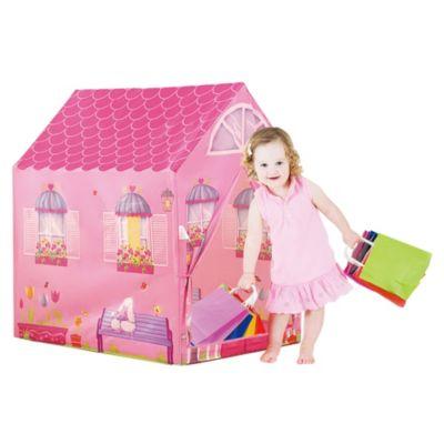 Casa Armable Rosa