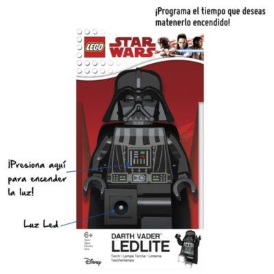 Lámpara de mesa Darth Vader