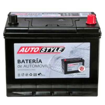 Batería para Auto 13 Placas 12V MF80D26L