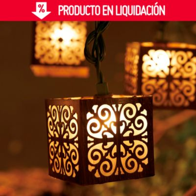 10 Led String Light para Jardín Bos 2m
