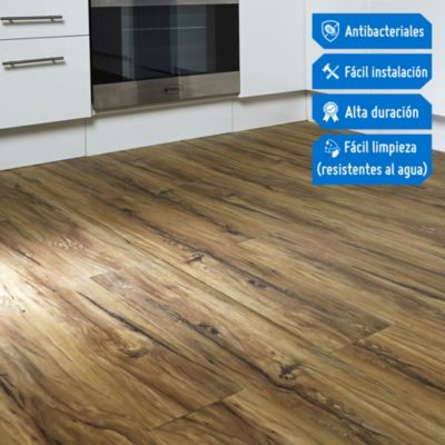 Piso Vinil Click Roble 4.2mm