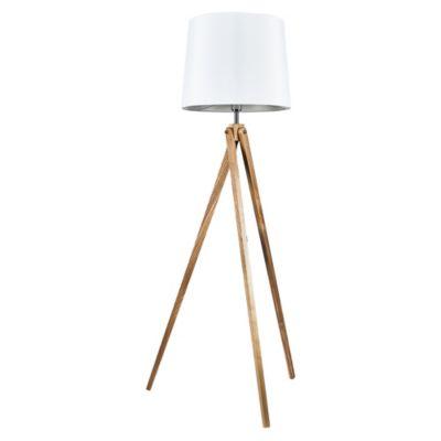 Lámpara de Pie Sivas 1 Luz E27 Blanco