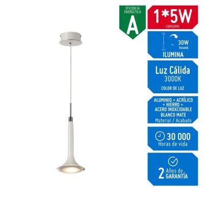 Lámpara Decorativa Led Stake 10 Luces