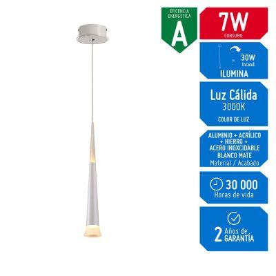 Lámpara Decorativa Led Lacrima 14 Luces
