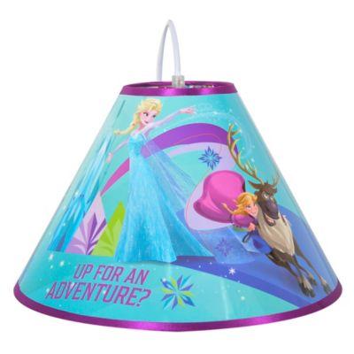 Lámpara Infantil Frozen 1 Luz E27