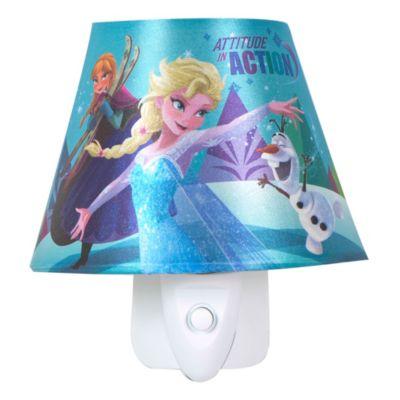 Lámpara de noche Frozen LED