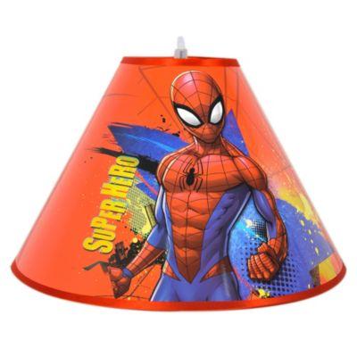 Lámpara Infantil Spiderman 1 Luz E27