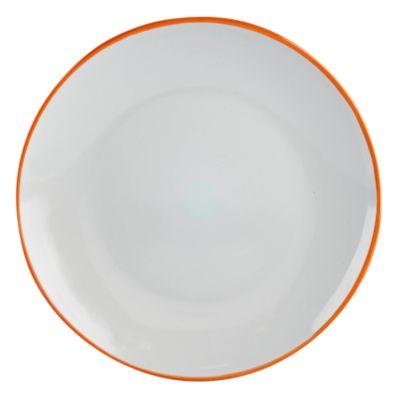 Plato Naranja 19cm