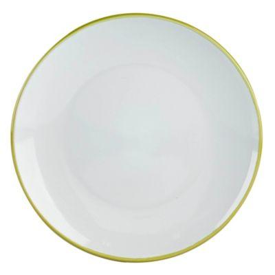 Plato Verde Limón 19cm