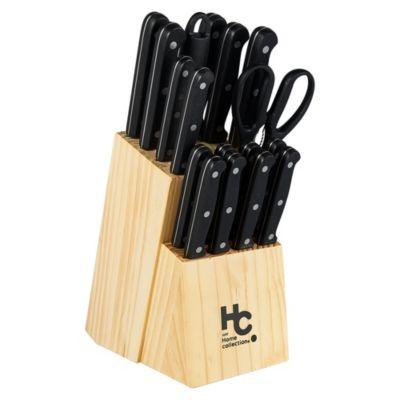 Set de Cuchillos x 18 Piezas