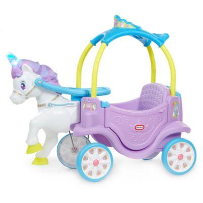 Carrito de Unicornio Tipo Carruaje