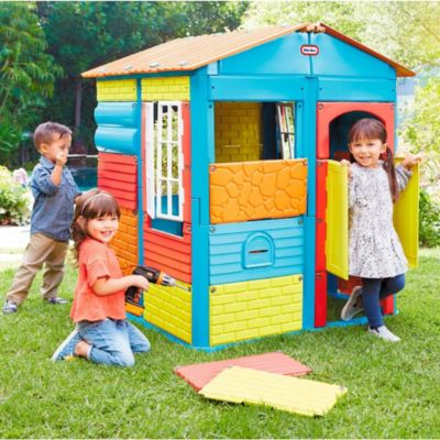 Casa Construible por Niños