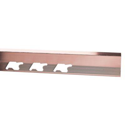 Perfil de Aluminio 10mm x 2.5m