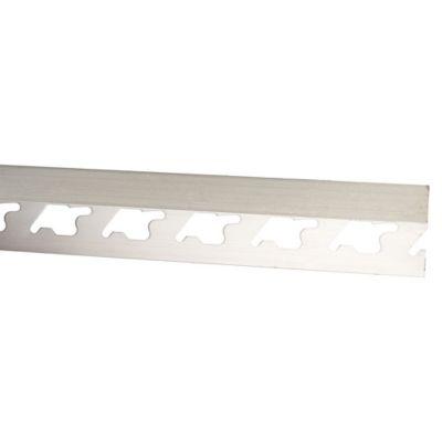 Guía de Aluminio Mate x 2.7m