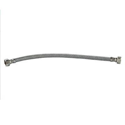 Tubo de Abasto de Aluminio Trenzado 1/2''