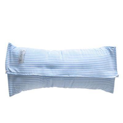 Almohada para cinturón de seguridad celeste