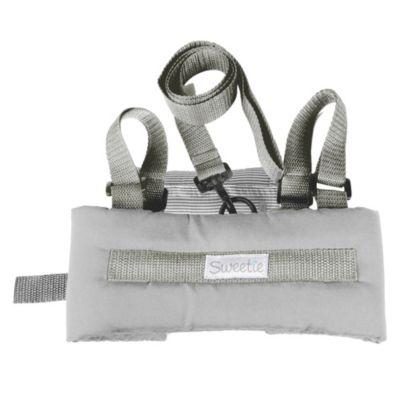 Arnés de seguridad plomo plata