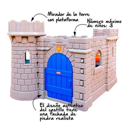 Castillo con Torre y Resbaladera
