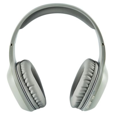 Audífono Bluetooth con Micrófono Blanco