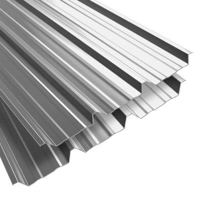 Techo Trapezoidal PV4 1.05 m x 3.60m 0.30 mm