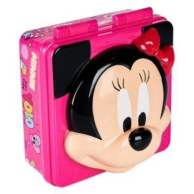 Sandwichera 3D Minnie Mouse