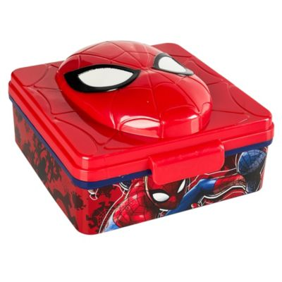 Sandwichera 3D Spiderman