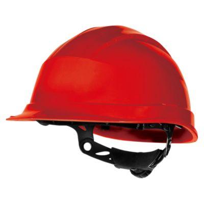 Casco de Obra Quartz Up III Rojo