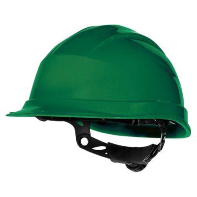 Casco de Obra Quartz Up III Verde